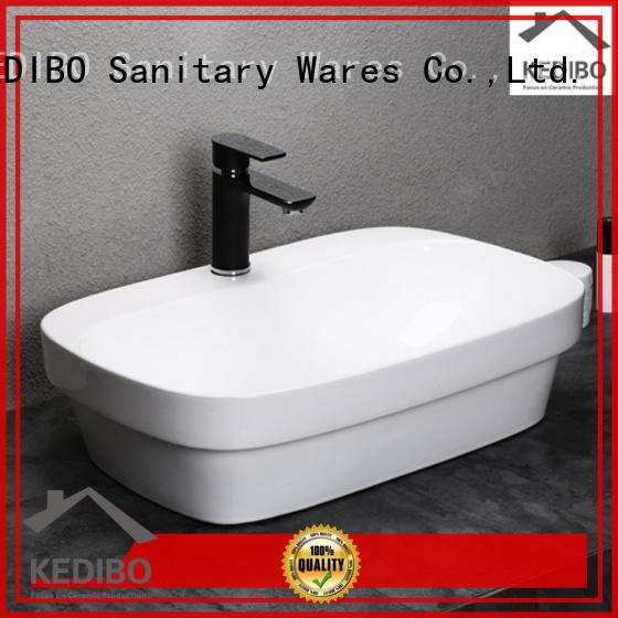 KEDIBO different types ceramic basins great deal for washroom