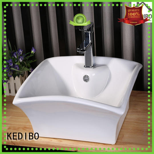 toilet wash basin design thin art basin KEDIBO Brand