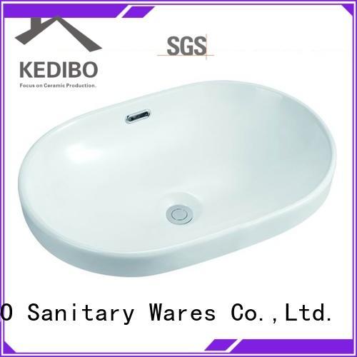 KEDIBO high-quality under counter basin application for hospital