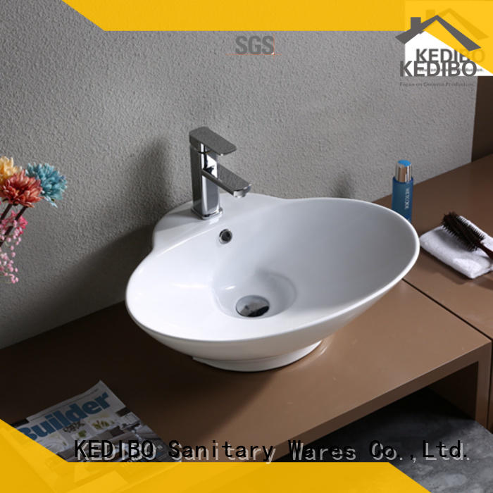 fashion counter top wash basin great deal for super market