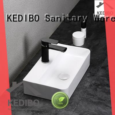 custom square basin great deal for washroom