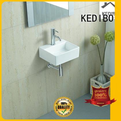 Wholesale elegant wall hung wash basin KEDIBO Brand