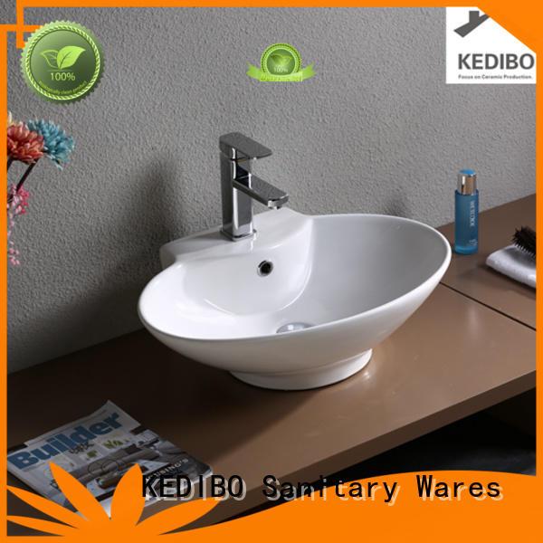 KEDIBO Brand ce design toilet wash basin design faucet