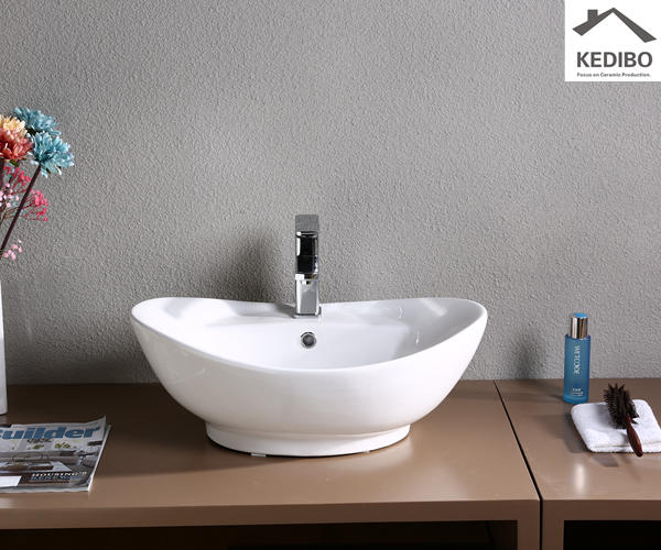 Modern Stylish Oval Art Basin (7003)