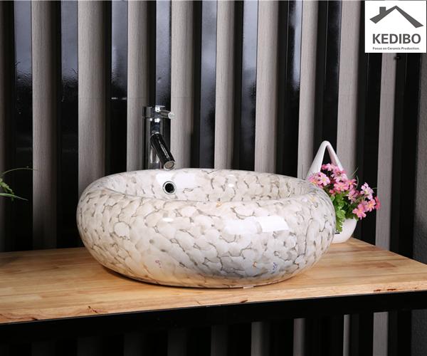 nice oval ceramic basin OEM ODM for hotel-9