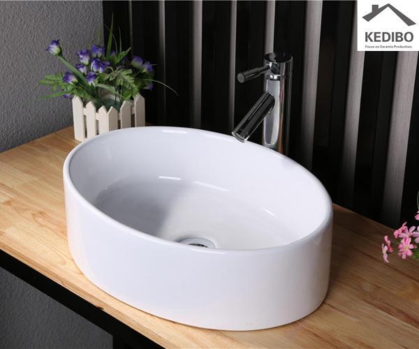 KEDIBO Brand capacity mounting art basin manufacture