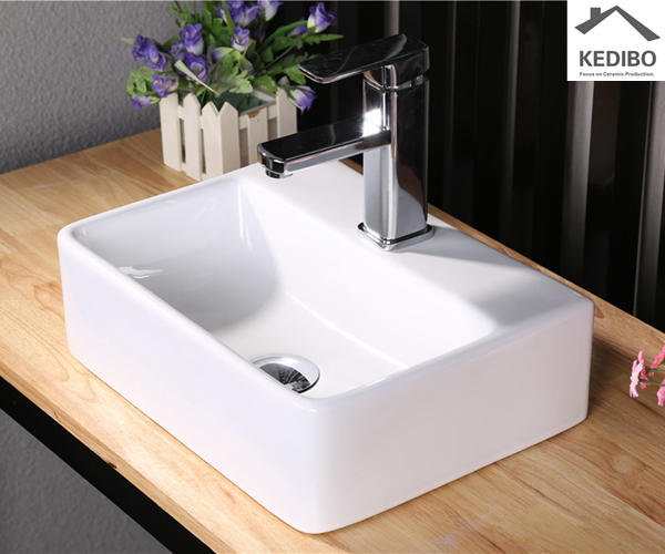 400x300 Popular Square Round Corner Art Basin 7018B