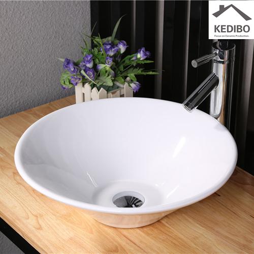 different types counter wash basin size OEM ODM for super market-2