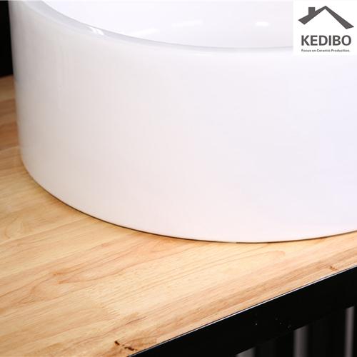nice porcelain bathroom sink OEM ODM for hotel KEDIBO-7