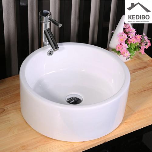 nice porcelain bathroom sink OEM ODM for hotel KEDIBO-8