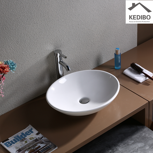 KEDIBO table top wash basin great deal for shopping mall-1