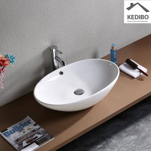 KEDIBO nice art wash basin order now for hotel-1