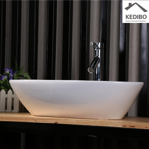 large color semiembedded KEDIBO Brand art basin supplier