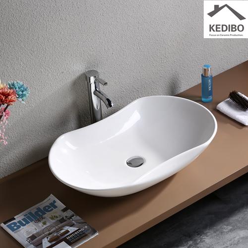 KEDIBO small countertop basin exporter for hotel-2