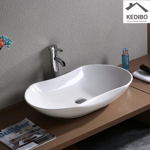 KEDIBO small countertop basin exporter for hotel-1
