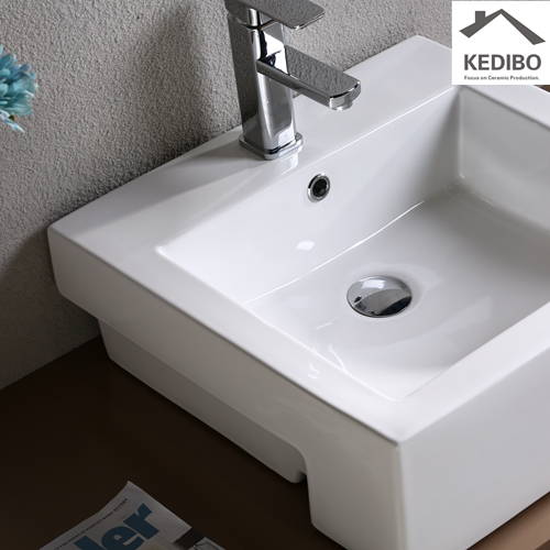 KEDIBO different types counter wash basin size great deal for washroom-1
