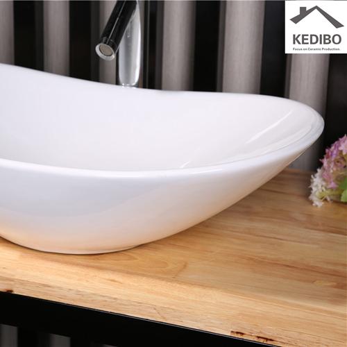 KEDIBO fashion bathroom sink countertop great deal for hotel-9