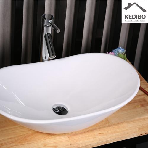 KEDIBO fashion bathroom sink countertop great deal for hotel-10