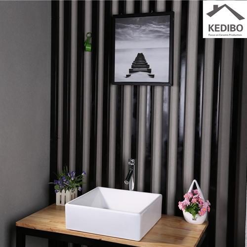 KEDIBO Brand export large semiembedded toilet wash basin design