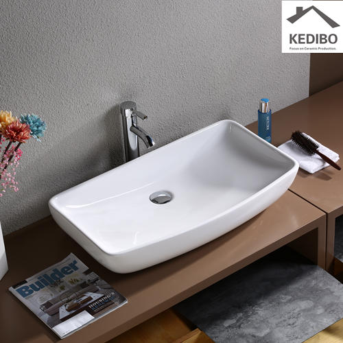700x390 CSA Bathroom Big Size Ceramic Basin 7060A