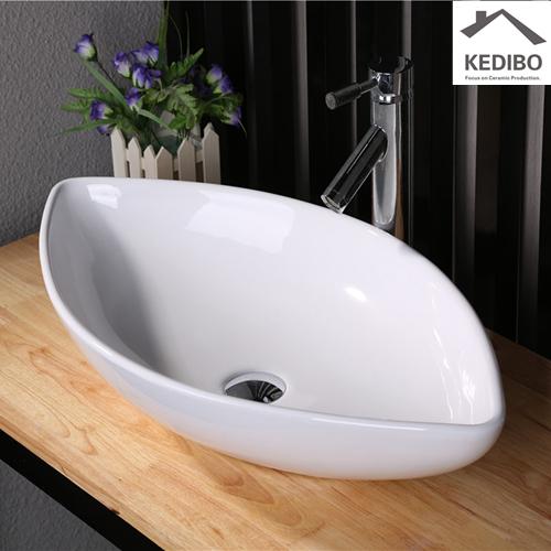 wide bathroom sink order now for washroom KEDIBO-1