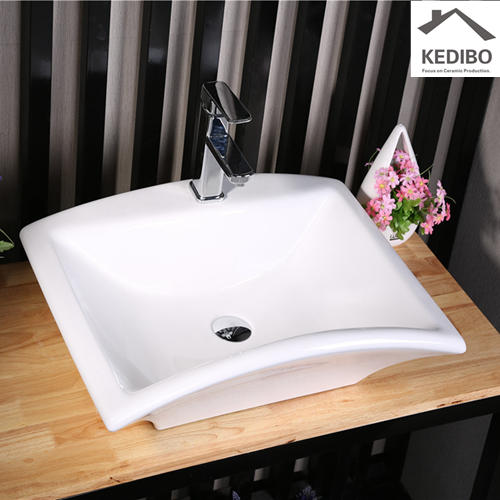 620x440 Design Bathroom Washing Basin Bowl 7096