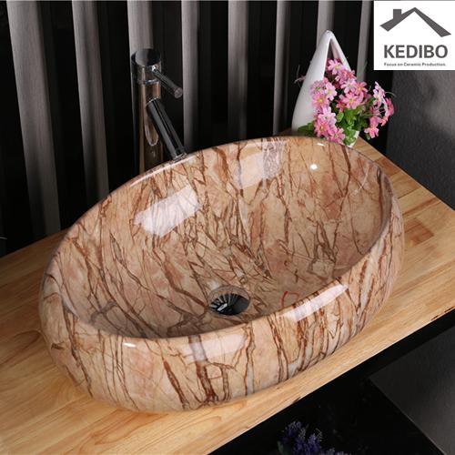 KEDIBO modern white sink OEM ODM for washroom-1