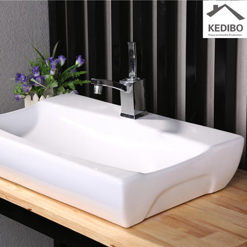 KEDIBO Brand size ceramic top small art basin