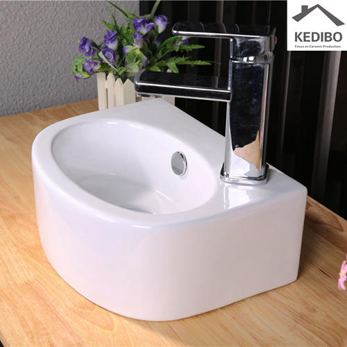 320x240 CE Approved Sector Small Size Counter Top Basin  068