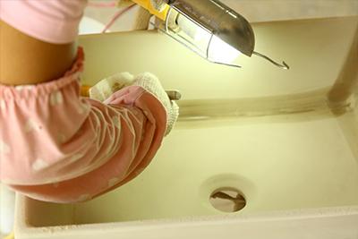 ceramic art basin for hotel KEDIBO-24
