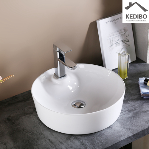 ceramic art basin for hotel KEDIBO-6