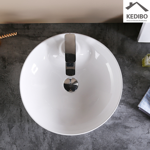 ceramic art basin for hotel KEDIBO-7
