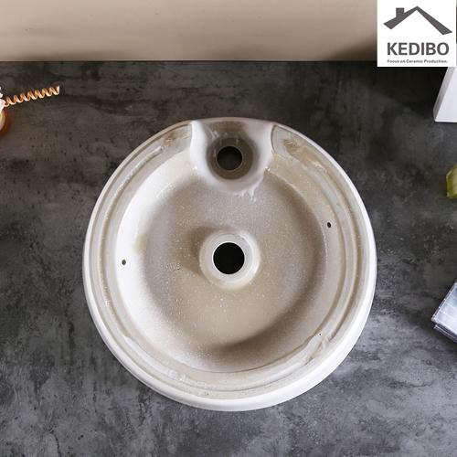 ceramic art basin for hotel KEDIBO-10
