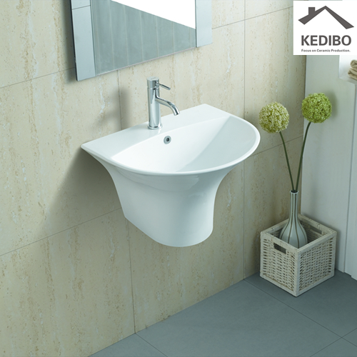 easy-to-install wall mounted wash basins bulk production for indoor bathroom-1