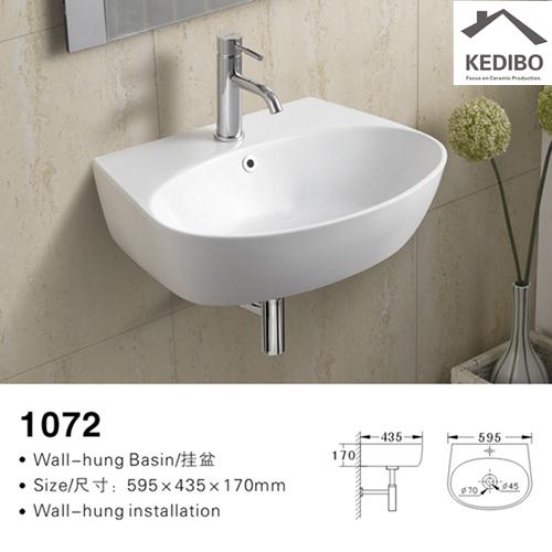 popular wall hung basin get now for washroom KEDIBO-2