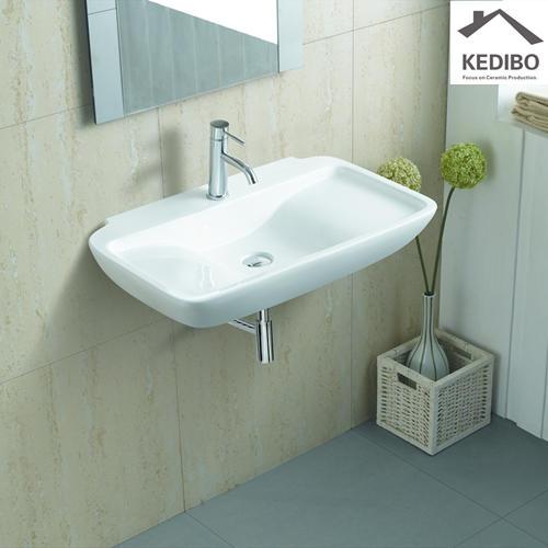 770x 465 Large Size Classical Ceramic Wash Basin Sink 1236