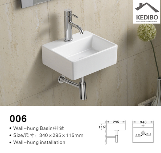 good price wall mounted basinporcelain marketing for official bathroom-2