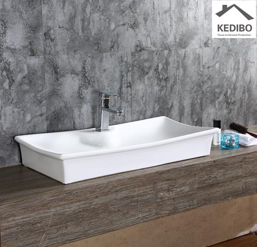 ceramic basins exporter for washroom KEDIBO-2