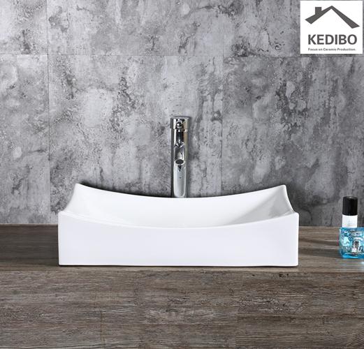 KEDIBO modern square bathroom sinks for super market-2