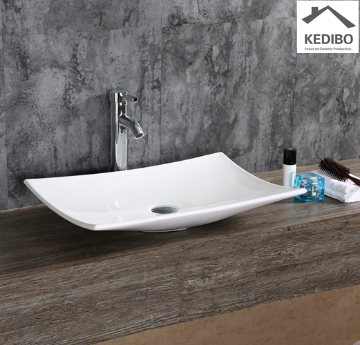 nice above counter sink order now for shopping mall-2