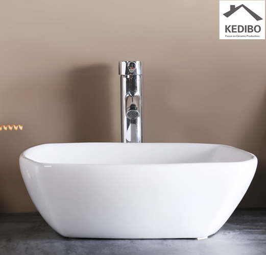 KEDIBO different types washroom basin exporter for toilet-2