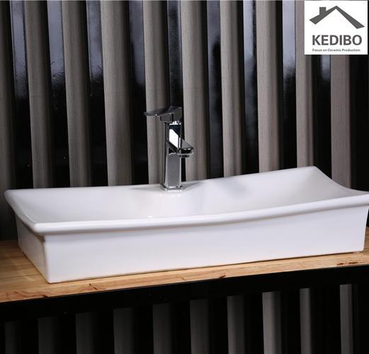 ceramic basins exporter for washroom KEDIBO