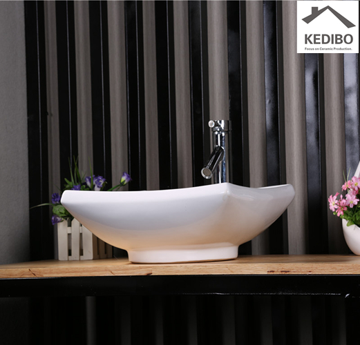 KEDIBO various design bathroom sink countertop exporter for super market-7