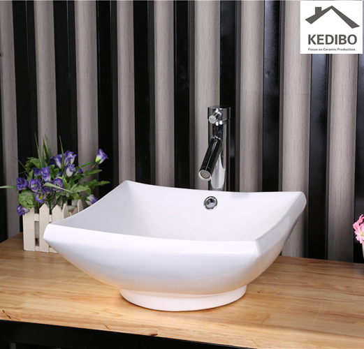KEDIBO various design bathroom sink countertop exporter for super market-8