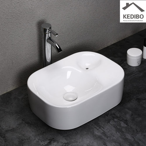 KEDIBO various design square basin order now for toilet-1