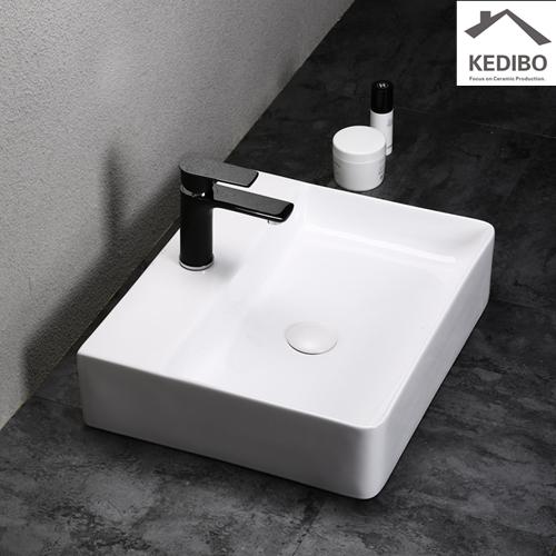 KEDIBO nice oval ceramic basin order now for toilet-1