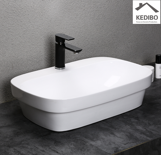 KEDIBO different types ceramic basins great deal for washroom-1