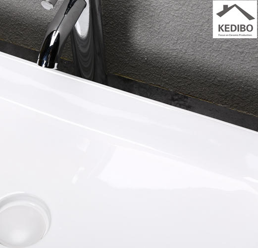 675x375 New Design Slim Rectangle Ceramic Basin Sink 0053