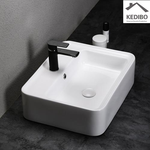 KEDIBO small sink vanity great deal for toilet-2