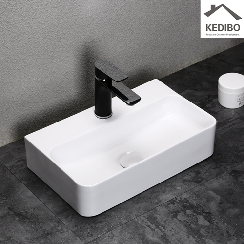 different types art basins OEM ODM for shopping mall-1
